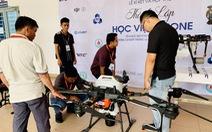 Thành lập Học viện đào tạo máy bay không người lái đầu tiên tại Việt Nam