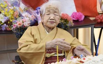Cứ 1.500 người Nhật có 1 người sống đến 100 tuổi