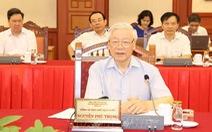 Tổng bí thư, Chủ tịch nước: Yêu cầu với Hà Nội phải cao hơn các địa phương khác