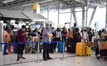 Đón hơn 570 công dân Việt từ Thái Lan, Uzbekistan về nước