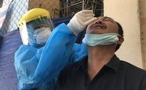 Xét nghiệm COVID-19 theo hộ gia đình toàn Đà Nẵng từ ngày 4-9