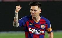 Messi đồng ý ký hợp đồng 5 năm 19.000 tỉ đồng với Manchester City