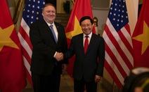 Ngoại trưởng Mỹ chúc mừng nhân dân Việt Nam nhân 75 năm Quốc khánh