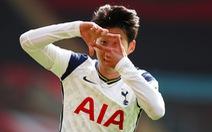 Son Heung-Min lập cú poker, Tottenham thắng đậm Southampton