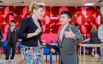 Mô hình giáo dục quốc tế ngày càng được phụ huynh Việt Nam tin tưởng