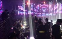 150 nam nữ mở 'đại tiệc ma túy' mừng sinh nhật tại quán bar