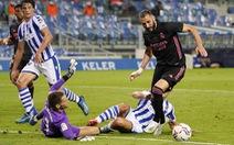 Real bị cầm chân trong trận đầu tiên ở La Liga mùa giải mới