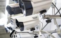Camera của công ty Trung Quốc bị liệt vào danh sách đen vẫn xuất hiện khắp nước Anh