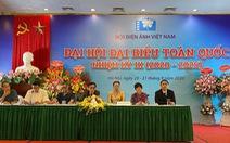 Đại hội Hội Điện ảnh Việt Nam không bầu được chủ tịch