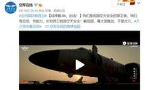 Trung Quốc công bố video mô phỏng tấn công 'căn cứ không quân Mỹ'