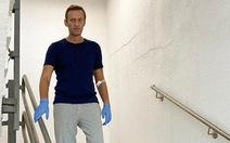 Ông Navalny xuất viện, sẽ bình phục hoàn toàn
