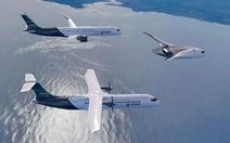 Airbus tiết lộ 3 mẫu thiết kế máy bay thương mại 'sạch'