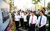 Khai mạc triển lãm kỷ niệm 75 năm ngày Nam bộ kháng chiến