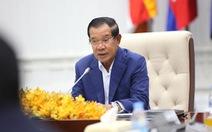Ông Hun Sen bức xúc vì phương Tây 'ngó lơ' thành tựu của Campuchia