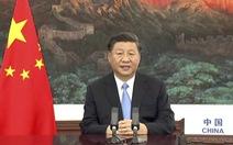 Chủ tịch Trung Quốc nói trước Đại hội đồng Liên Hiệp Quốc: 'Không có ý định gây chiến'