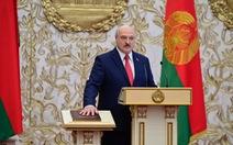 Ông Lukashenko tuyên thệ nhậm chức tổng thống Belarus nhiệm kỳ thứ 6