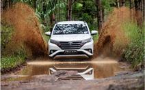 Toyota Rush tăng sức cạnh tranh trong phân khúc SUV 7 chỗ hạng B tại Việt Nam