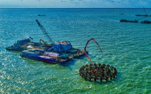 Nhiều dự án năng lượng sạch 'phủ kín' bờ biển Bạc Liêu