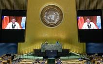 Tổng thống Philippines đưa phán quyết Biển Đông năm 2016 ra Liên Hiệp Quốc