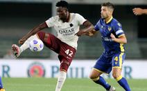 Hòa 0-0, AS Roma bỗng bị xử thua 0-3 vì dùng cầu thủ... không hợp lệ