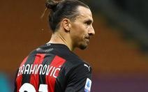 Ibrahimovic dương tính với COVID-19 và vắng mặt ở Europa League