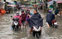 TP.HCM tiếp tục có mưa trải rộng, đề phòng dông, gió lốc
