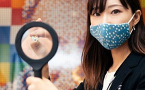 Nhật Bản bán rubik siêu mini, nhỏ hơn đầu ngón tay, với giá 'khổng lồ'