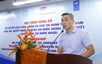 Công bố cơ sở dữ liệu thi hành các bản án của tòa nước ngoài tại Việt Nam