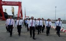 Cảng quốc tế Long An tiếp tục xây thêm cầu cảng đón tàu 70.000 tấn