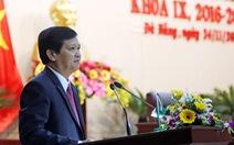 Chủ tịch HĐND TP Đà Nẵng xin không tái cử cấp ủy