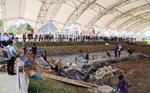 Gần 300 nhà khoa học, khảo cổ học đến bãi cọc Cao Quỳ và khu di tích Bạch Đằng Giang
