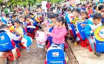 Quỹ Hiểu về trái tim mang quà Trung thu đến với trẻ em Đắk Lắk