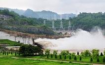 Sáng mai 30-9, thủy điện Hòa Bình mở 1 cửa xả đáy