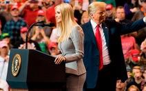 Ông Trump từng muốn chọn con gái Ivanka làm phó tổng thống?