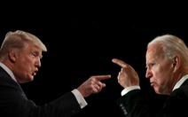 Trump và Biden trước cuộc 'so găng' trực tiếp đầu tiên