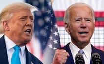 Fox News công bố: Ông Trump thu hẹp khoảng cách dẫn trước của ông Biden