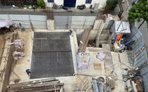 Nhà riêng có đến 4 tầng hầm: công trình 'lạ' có được 'chống lưng'?