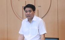 Tạm đình chỉ tư cách đại biểu HĐND với ông Nguyễn Đức Chung