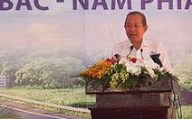Cao tốc Phan Thiết - Dầu Giây tạo 'cú hích' thu hút đầu tư