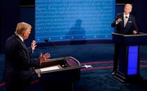 Trump - Biden bước vào cuộc tranh luận trực tiếp đầu tiên