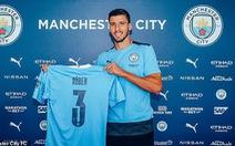 Man City gia cố hàng phòng ngự bằng trung vệ trị giá 68 triệu euro