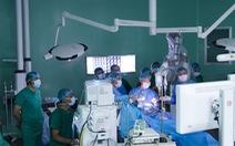 Robot mổ tuyệt vời nhưng Bệnh viện Nhân dân 115 phải trả lại 'nơi sản xuất', tại sao?