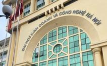 Bộ GD-ĐT sẽ xử nghiêm trường ĐH tuyển sinh 'chui' hơn 3.000 sinh viên
