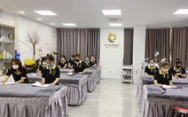 Evaxinh hợp tác Trường CĐ Bách khoa Việt Nam đào tạo nghề làm đẹp