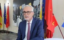 Đức chia sẻ với Việt Nam mối quan tâm giải quyết các tranh chấp trên Biển Đông