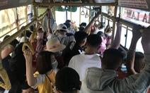 Xe buýt Quảng Nam sẽ không vào nội thành Đà Nẵng nữa
