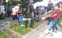 Tạm giữ 39 người liên quan sòng bạc lớn trên đường Võ Văn Kiệt