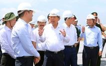Sân bay Long Thành: Quản lý chặt phần đất đã thu hồi, tránh tái lấn chiếm