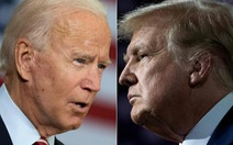 Ông Biden công bố hồ sơ thuế ngay trước thềm cuộc tranh luận đầu tiên