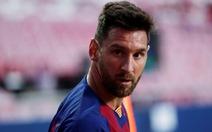 Messi ở lại Barca, chấm dứt mọi đồn đoán